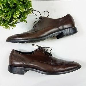 Cole Haan Lenox Hill Split Oxfords T Moro Leather